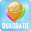 Math Balloons Quadratic